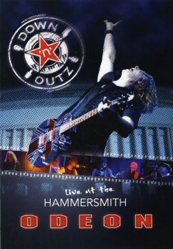 down n outz dvd live at the hammersmith odeon. Black Bedroom Furniture Sets. Home Design Ideas