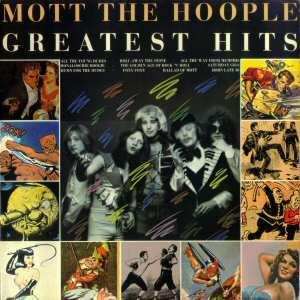 Mott The Hoople Lp Cd Quot Greatest Hits Quot